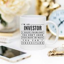investor mug funny quotes mug sayings mortgage broker realtor