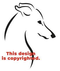 Italian Greyhound Sticker Italian Greyhound Decal Italian Etsy