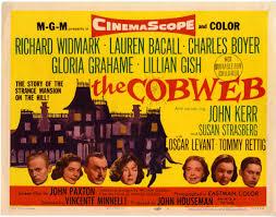 Classic Old Movie : The Cobweb 1955