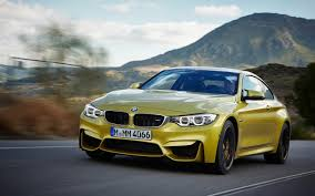 2016 bmw m4 coupe motion front