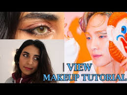 shinee view inspired makeup tutorial