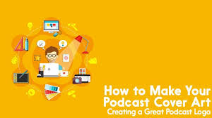 how to make great podcast er art
