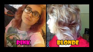 how to bleach bath hair you