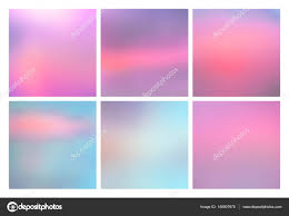 pink sunrise quotes set of square blurred nature blue pink
