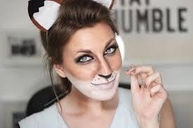 fox makeup tutorial for