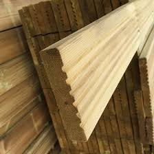Redwood Decking Board 4 2 Kudos Fencing Supplies Uk Delivery