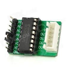 diy stepper motor module for arduino