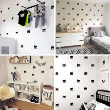 Lovely Batman Wallstickers House Decoration Accessories For Kids Children S Living Room Wallpaper School Decor Accessories Wall Stickers Aliexpress