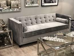 kensington sofa in velvet pavilion