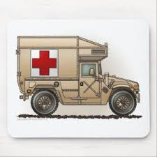 ambulance military hummer gifts on zazzle
