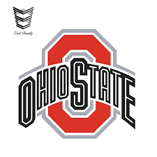 8 Inch Brutus Osu Ohio State University Buckeyes Removable Wall Decal Sticker Art Ncaa Home Decor 4 Inches Wide By 8 Inches Tall Wall Decals Sports Outdoors