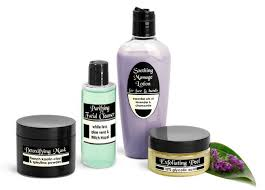 sks bottle packaging spa and salon
