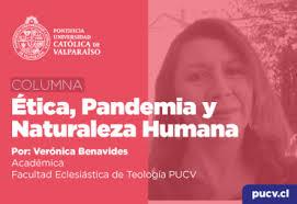 Opinión: Ética, Pandemia y Naturaleza Humana - PONTIFICIA ...