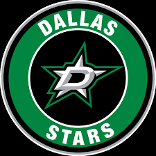 Dallas Stars Circle Logo Vinyl Decal Sticker 5 Sizes Sportz For Less