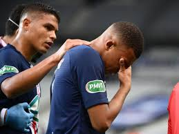 PSG provide Kylian Mbappe injury update after star leaves French ...