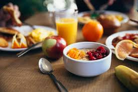 healthy fast food breakfast five of