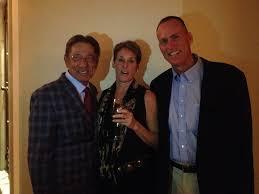 Don and Priscilla Bailey with Joe Namath - Don Bailey Flooring | Facebook