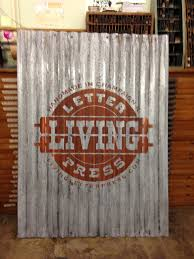 corrugated siding