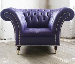 chesterfield armchair leather on
