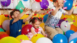 La importancia de las fiestas infantiles