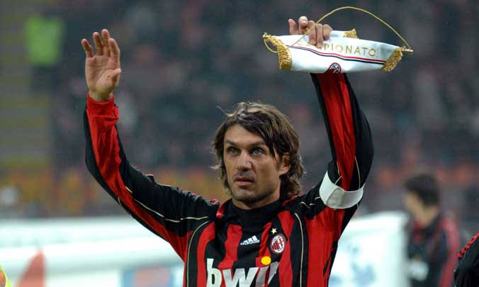 "Image result for Maldini Ac Milan"""