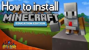 Minecraft Education Edition Beta ...