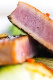 Honey and Soy Seared Tuna Steak Recipe ...