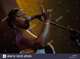 Wanda Johnson, blues singer Stock Photo: 41395743 - Alamy