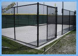 Hot Dipped Galvanized Chain Link Fence Slats Panels Heavy Duty Sliding Gates 5 Foot