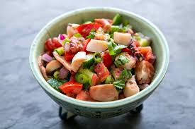 Octopus Salad (Ensalada de Pulpo ...