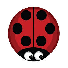 Ladybug Vinyl Die Cut Decal Sticker 4 Sizes