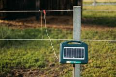 Electric Fence Definition And Meaning