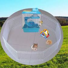 Small Pet Fence Cage Free Activity Large Space Pet Playpen For Hamster Hedgehog Guinea Pig Hamster Cage Cages Aliexpress
