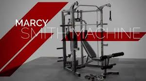 Marcy SM-4008 Combo Smith Machine Review (Includes Video)