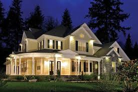 mediterranean style house plans wrap