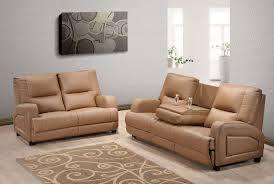 brandon pu leather sofa univonna
