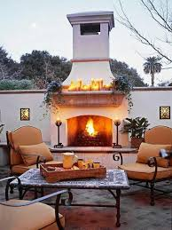 fire place like this for my backyard
