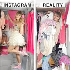 Geraldine West | GALÉRIA: Blogerka žartovne poukazuje na rozdiel medzi  instagramom a realitou