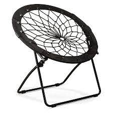 Room Essentials Bungee Chair Black Bungee Chair Saucer Chairs Papasan Chair Frame
