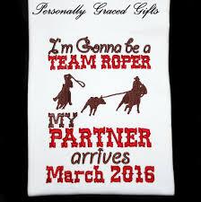 i m gonna be a team roper my partner