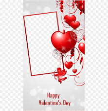 happy valentines day frames png