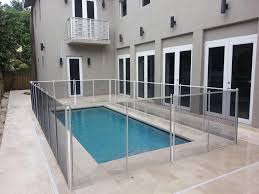Miami Babyguard Poolfence Poolsafety Safetyfirst Florida Pool Pool Fence Pool