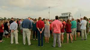 Limestone County community comes together to mourn death of 14 ...