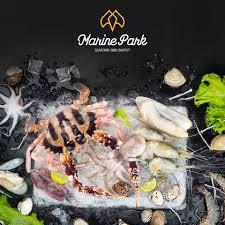 Marine Park - Seafood BBQ Buffet