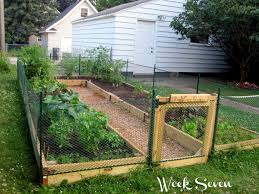 Diy U Shaped Raised Garden Bed For Easy Access