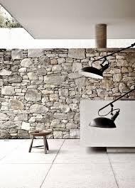 rough stone wall detail using all of