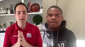 Double O.T. Ep. 136 – URI Receiver Aaron Parker ahead of the NFL Draft |  WPRI.com