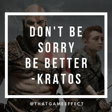 god of war new kratos war quotes kratos god of war