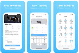 personal trainer apps for android and ios