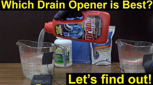 which drain opener is the best let s